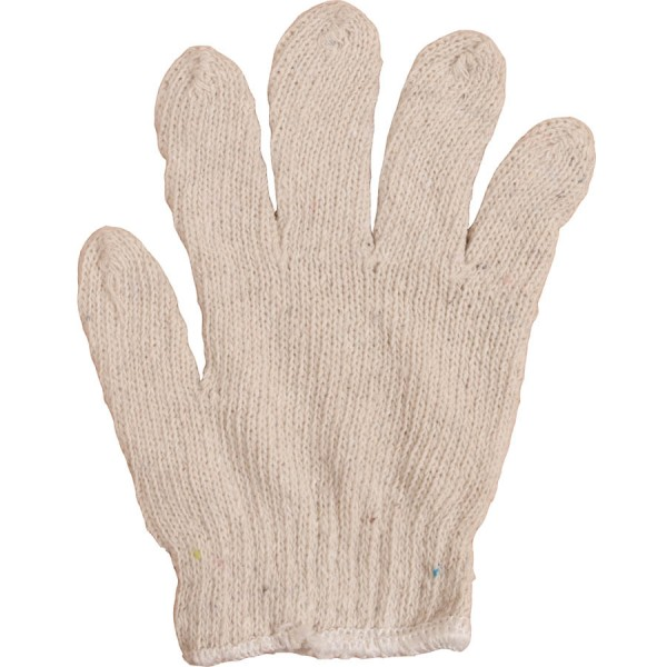 Cotton Roping Glove Bundles- Size Small- Sold Per Bundle Only (24 pieces)