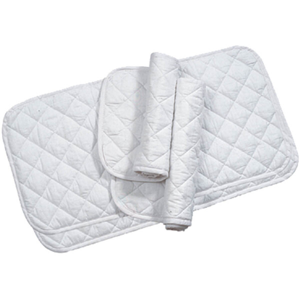 Quilted Leg Wrap ( Set of 4 )