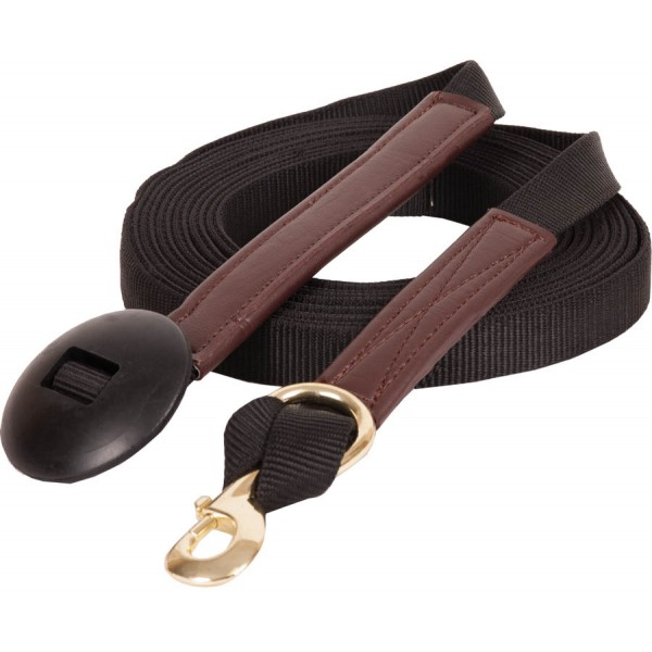 """1"""" x 24 ft. Lunge Line with Brass Plated Snap"""