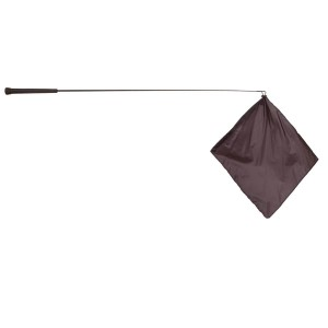 3.5' Training Flag with black flag- Sold 12 to a case only