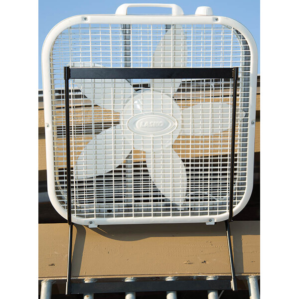 Collapsible Box Fan Holder- individually boxed